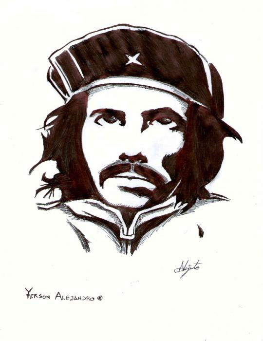 Che Guevara by alehot13